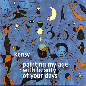 Kensy CD Cover front