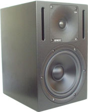 Studiomonitor Genelec 1030A front